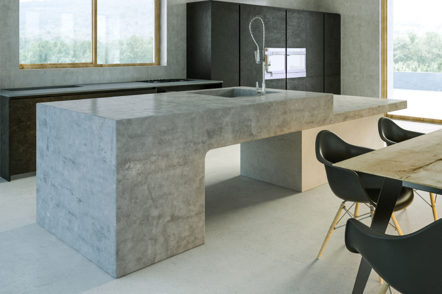 Concrete Worktops
