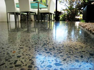 Polished concrete flooring explained